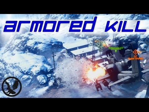 ARMORED KILL 64 Player Viper Gameplay on Alborz Mountains (Battlefield 3 Live Commentary/Gameplay)