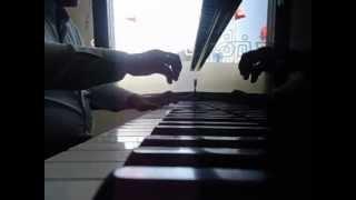 Conticinio en Piano por José Jesús Ortiz.