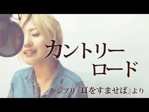 【127】カントリーロード (ジブリ『耳をすませば』より Full/歌詞付き) covered by SKYzART