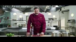 Кухня в Париже - трейлер фильма
