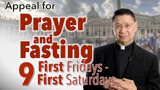 AHFI FOLLOW UP APPEAL for PRAYER AND FASTING