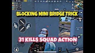 WHAT THE BRIDGE? | 31 SQUAD Kills Conqueror League | PUBG MOBILE