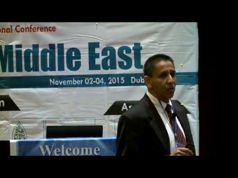 Pardeep K Gupta | USA | Pharma Middle East 2015| Conference Series LLC