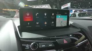 Acura 2019 RDX Prototype Interior   Autoblog Short Cuts