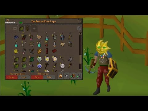 Making a Bossing Account in 1 week from 0 - Day 1