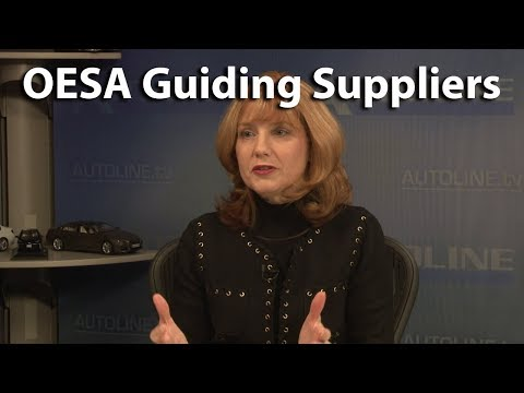 OESA Guides Suppliers Through the Automotive Minefield - Autoline This Week 2213