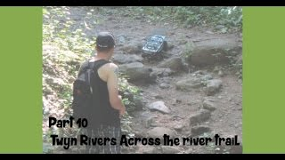 Part 10 SCX10 Jeep Rock Crawlers Twyn Rivers Deep in the woods