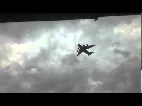 RAF Northolt C-17?