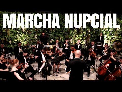 Coral e Orquestra para Casamento  Marcha Nupcial  Mendelssohn  a de Entrada da Noiva
