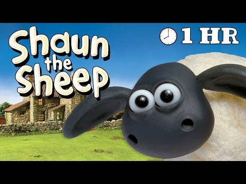 Shaun the Sheep – Season 1 – Episode 01 -10 [1HOUR]