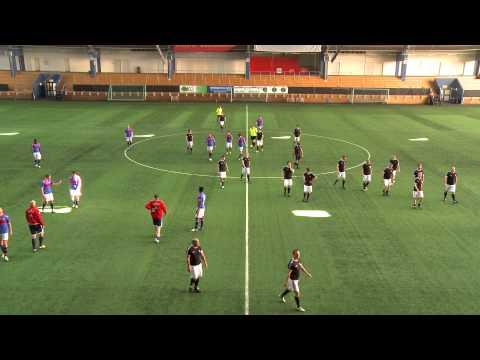 22 vs 11 - Golden Goal vs Vålerenga w/English subs