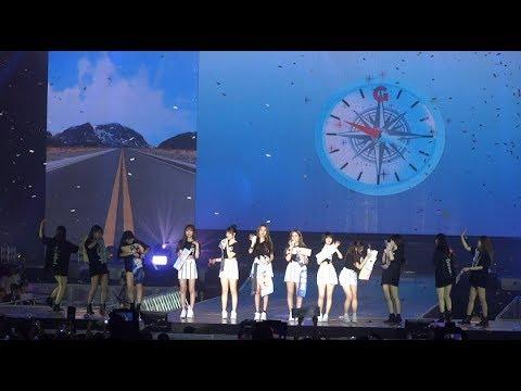 Download lagu gratis 190803 [GO GO GFRIEND!] in Hong Kong (Encore) : Talk + Compass (나침반) Mp3 online