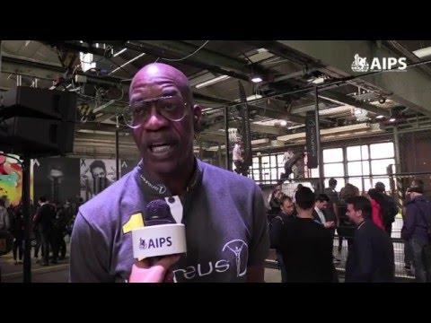 Laureus Awards 2016: interviews with Edwin Moses and Sebastian Coe