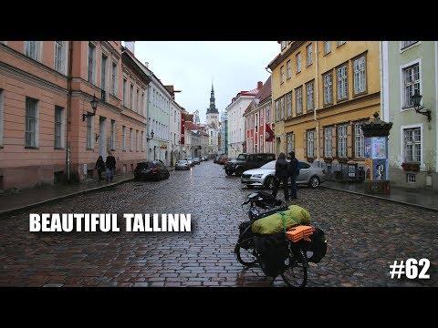 BEAUTIFUL TALLINN | European Bike Tour #62