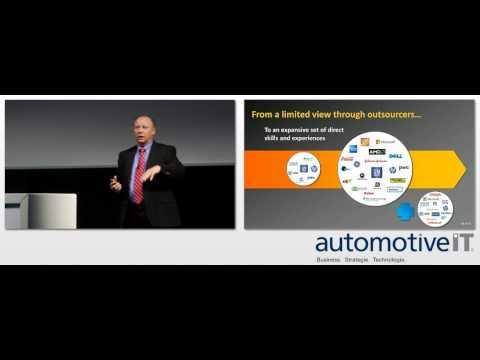 automotiveIT Kongress 2014 - Randy Mott, CIO General Motors