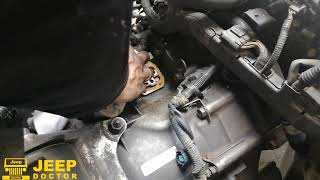 Leaking Automatic Transmission Repair