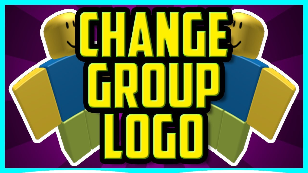Roblox How To Change The Group Logo 2018 Fast Change Roblox
