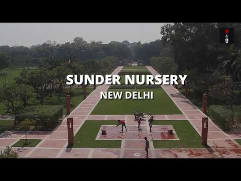 Visuals Of Sunder Nursery: Will Be Open To Public As A Heritage Park