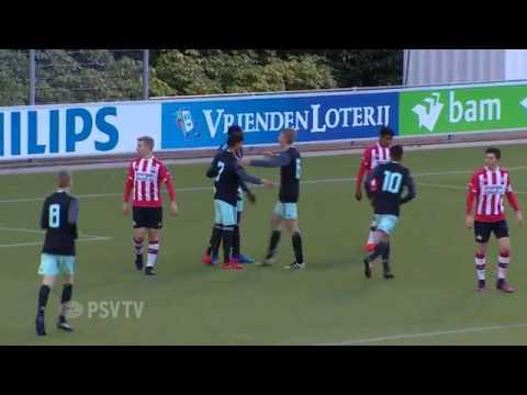 Samenvatting PSV O16 - Ajax O16