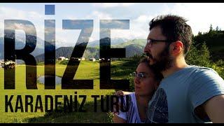 Karadeniz Turu 5 | ZİLKALE, AYDER, GİTO ve BADARA YAYLALARI, ATEŞBÖCEKLERİ | Gezi Günlükleri 4