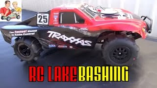 How to make a Traxxas Slash ready to Hydroplane