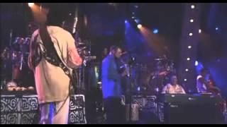 SANTANA & JOHN MCLAUGHLIN - Afro Blue (M. Santamaria) - Fest. Montreux 2004.wmv