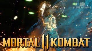 "Kotal Kahn's New Gold Plated Skin - Mortal Kombat 11: ""Kotal Kahn"" Gameplay"