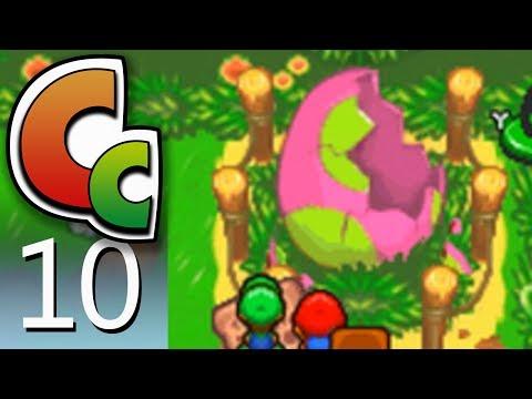Mario & Luigi: Partners in Time – Episode 10: Island Hopping