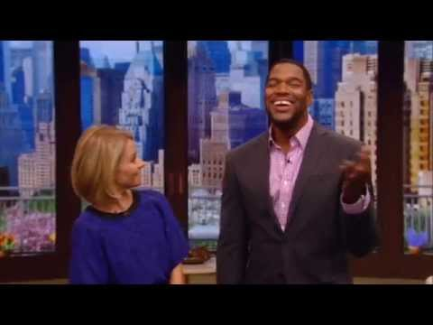 LIVE with Kelly and Michael's 2014 Blooper Reel