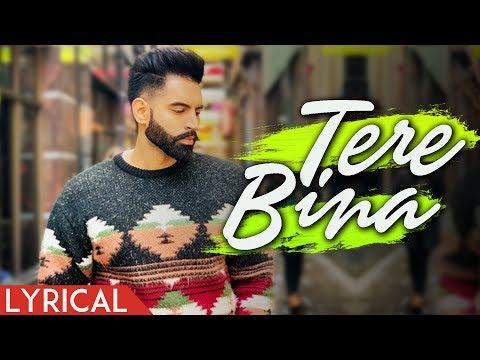 Tere Bina (Lyrical Video) | Monty & Waris Ft Ginni Kapoor | Latest Punjabi Songs 2019