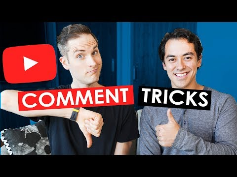 5 YouTube Comment Tricks for Growing Your Channel
