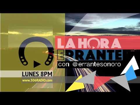 Canciones de lugares y entrevista con Juan Diego Moreno de Los Rolling Ruanas (23/04/2018)