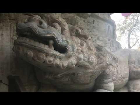 Dazu Rock Carvings, China