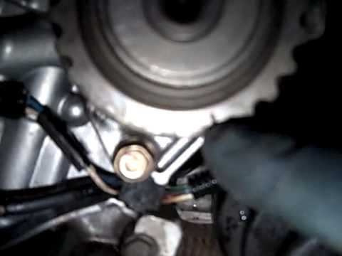Honda Accord Timing Belt  Water Pump Replacement How To - YouTube