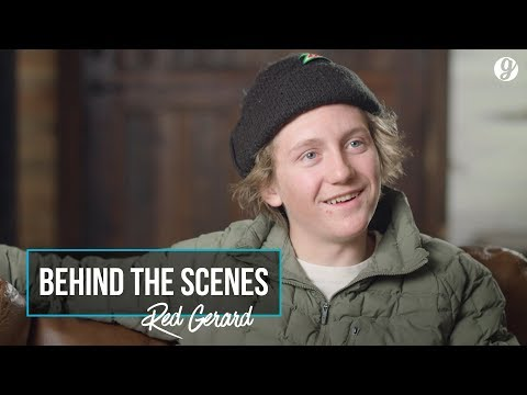 Real life outtakes 🤣with 2018 gold medalist snowboarder Red Gerard