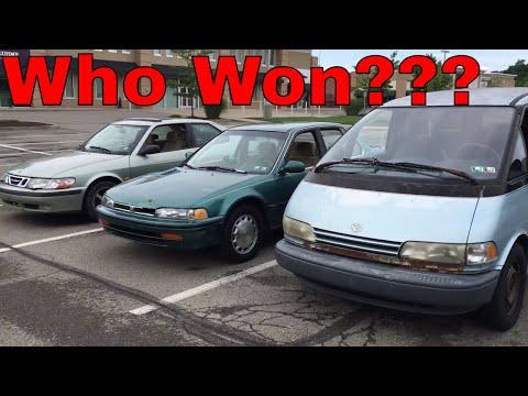 Cheap Car Challenge 2017!!! - CarGuy11 & Friends