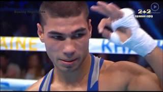 Dean Farrell, England vs Daniel Asenov, Bulgaria Boxing European Championship 2017 Weight 52 kg