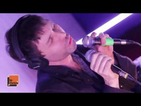 JAMIE LIDELL - You naked en Mouv'session