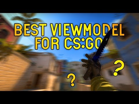 The BEST Viewmodel For CS:GO In 2020