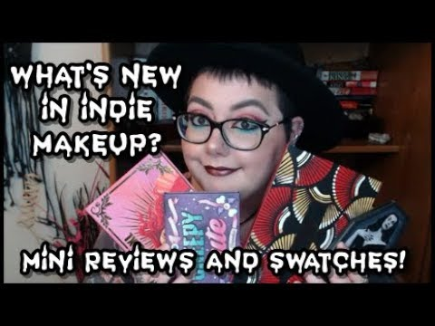 What's New In Indie Makeup | Lunatick Labs, Xuri Cosmetics, Lime Crime, & Strobe Cosmetics