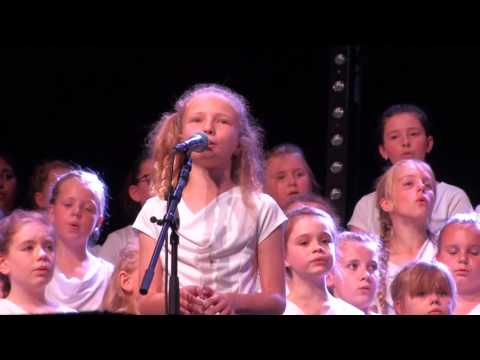 Barnsley Youth Choir - Who Will Sing Me Lullabies