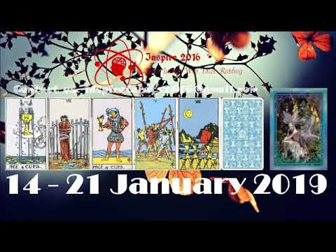 Taurus Weekly Tarot Reading 14 - 21 January 2019 (Leo Full Wolf Blood Moon)