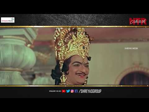Here is The Special AV Of SR NTR || NTR KathaNayakudu & NTR Mahanayakudu