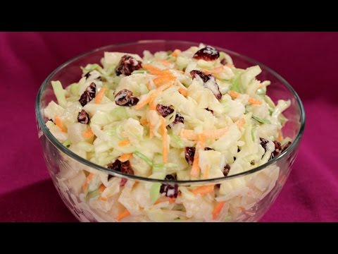 Tropical #Coleslaw Recipe - Amy Lynn's Kitchen