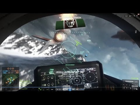 The Urge - It's My Turn to Fly - Battlefield 4 Air Superiority Music Video