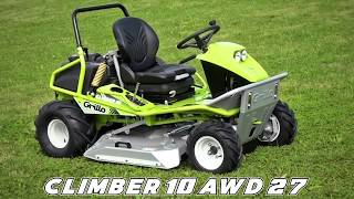 Grillo Climber 10.27 AWD Mower