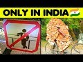 Weird Things You Can Only See In India..🇮🇳