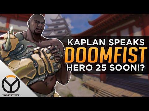 Overwatch: NEW Hints At DOOMFIST! - Hero 25 Soon!?