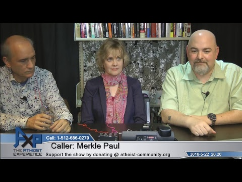 Atheist Experience 20.20 with Matt Dillahunty and Jen Peeples
