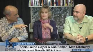 Atheist Experience 20.20 with Matt Dillahunty, Annie Laurie Gaylor, and Dan Barker